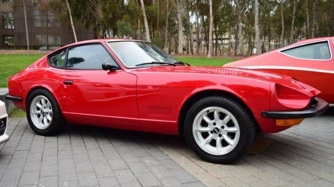 1973 L24 I6 w/ 280zx 5spd San Marcos, CA | Datsun 240z ...
