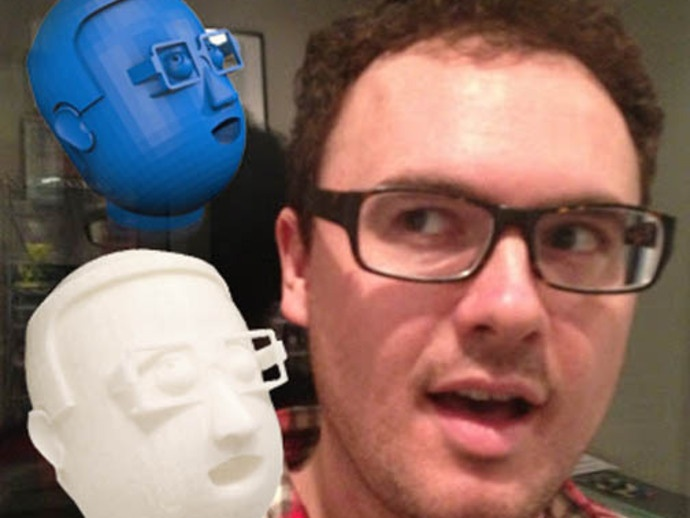 Cartoon Character Maker - A Customizable Avatar Builder by sethmoser - Thingiverse