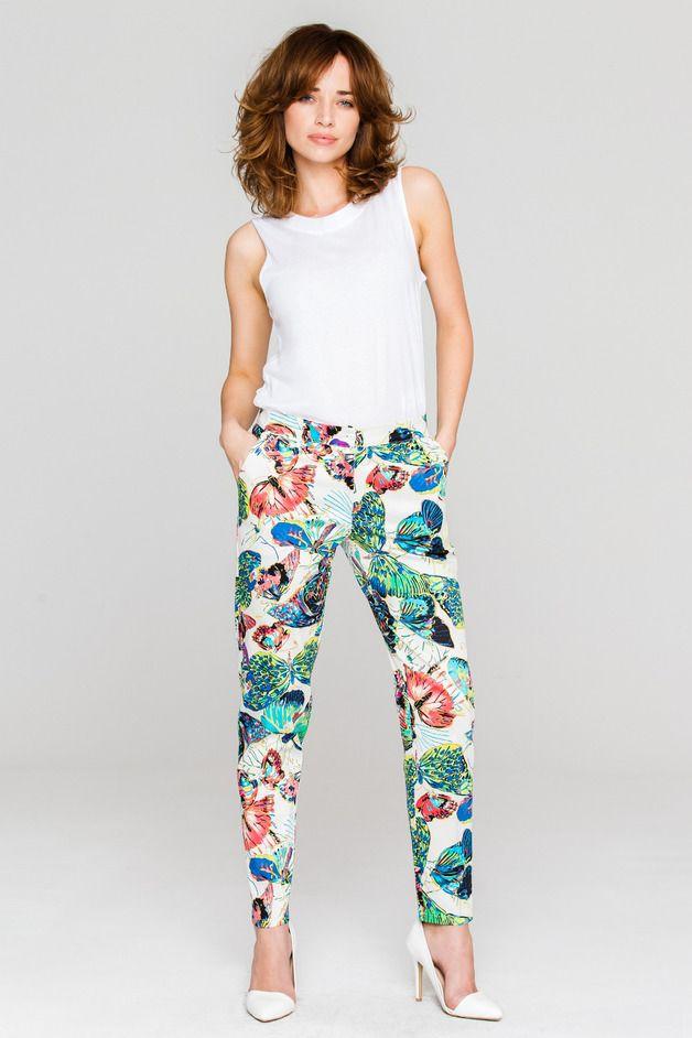 Spodnie PE70 - PEPERUNA - Eleganckie spodnie