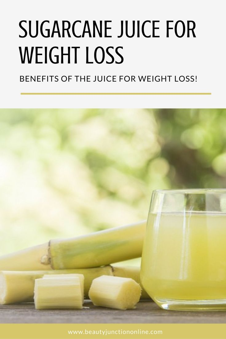 Discover the best benefits of sugarcane juice for weight loss