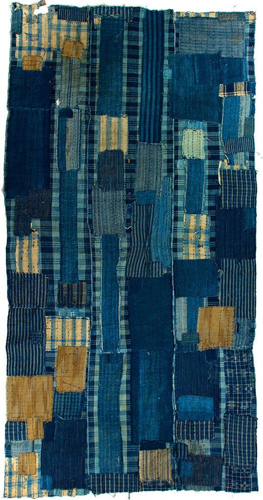 International Quilt Study Center & Museum: Japanese Indigo Dyeing