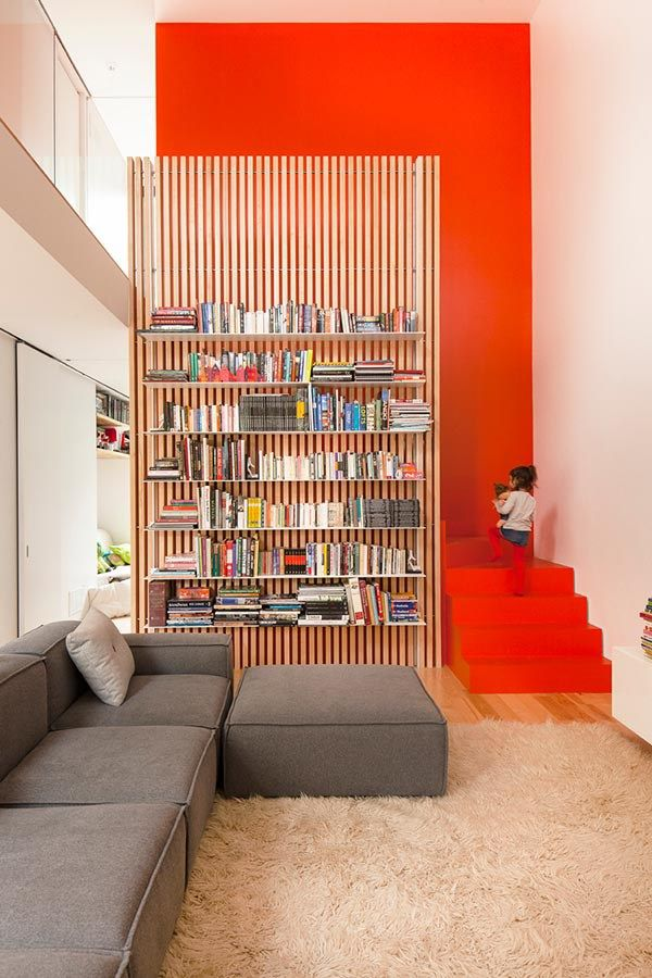 Interesting house renovation in Montreal_ by Canadian La Shed