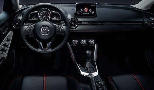 2018 Mazda 2 Interior