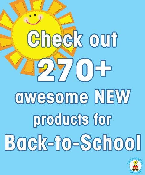 Click the pin to see over 270 of Carson-Dellosa's best-ever Back-to-School products perfect for your classroom!