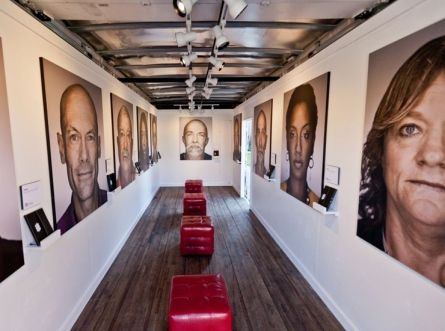 Faces of HIV exhibit stops this week in Panama City