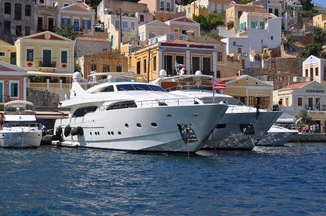 Symi yachts