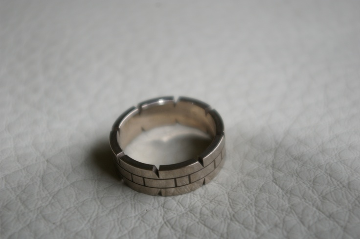 Men's Cartier Ring | I Do Now I Don't
