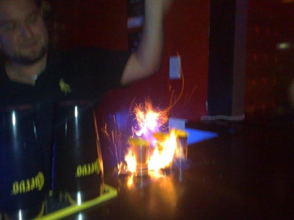 We do love fire