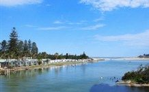 Dunleith Tourist Park Dunleith Tourist Park is the perfect location for the perfect holiday. Situated on the lakefront at The Entrance on the beautiful Central Coast  NSW