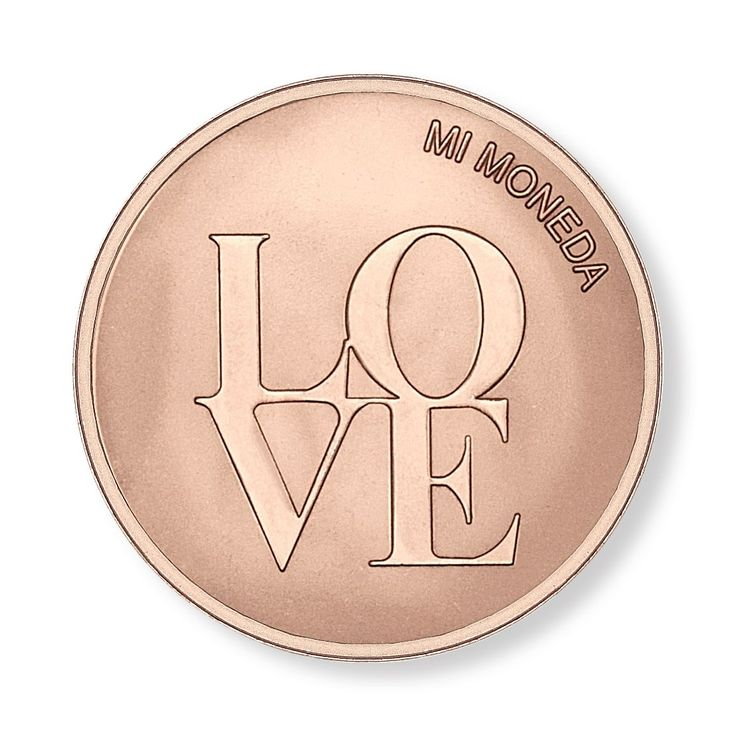 Mi Moneda Rose Love Dream Catcher Coin MON-LOV-03 http://campbelljewellers.com/mi-moneda-rose-love-dream-catcher-coin-mon-lov-03.html