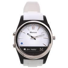 Martian Notifier Smart Watch Rs.3,999 From Flipkart