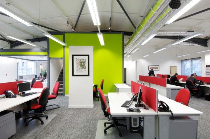 60 best office workstations images on pinterest for Office design yorkshire