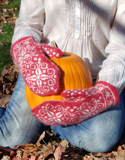 205 best Mittens images on Pinterest | Knitting, DIY and Clothing