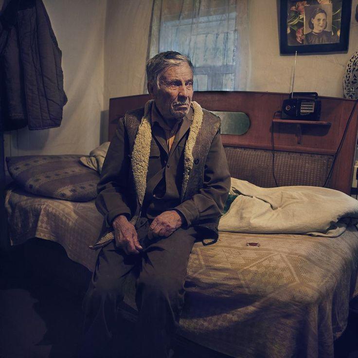 Land of No Return: The Dying Ukrainian Village in Viktoria Sorochinski's Project