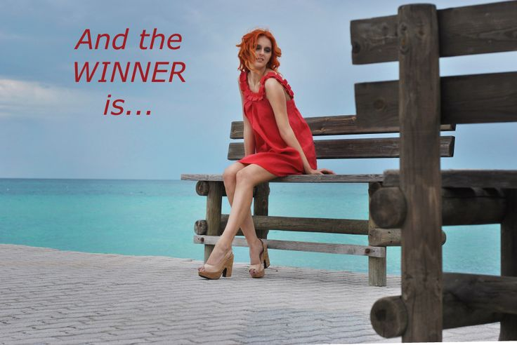 The WINNER of our Spring giveaway is Akari Takimoto..... Congratulations to Akari!