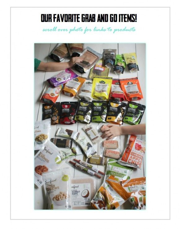 Great Paleo snacks to take along when you're on the go! Visit www.PopularPaleo.com