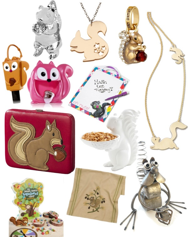 Alpha Gamma Delta Blog Network Squirrely Shopper Fall 2012 Accessories, Jewelry, Housewares