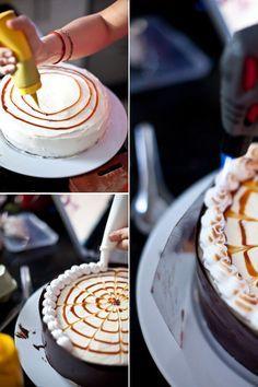Strawberry Tres Leche cake - eatshowandtell