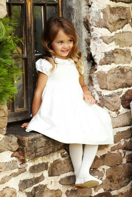 Kleine meisjes avond jurken
