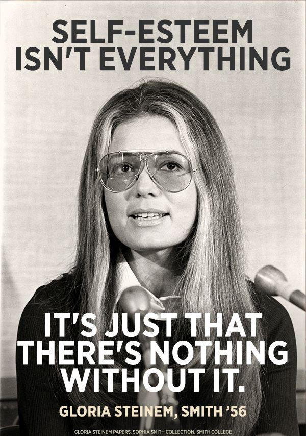 Smith College: Gloria Steinem's Birthday