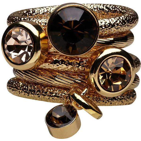 Mimco Gold Dust Ring Stack