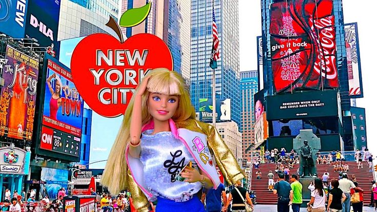 """Do you like playing with Barbie Dolls? We also love Barbie and the possibilities of """"I can be"""". Barbie girl took a trip around the world in various cities and beautiful island with rich underwater sea life. We hope you enjoy the pictures Barbie took to show to her friends and memories this video will awake about your travels. Or perhaps will inspire to dream big for your next vacation:"""