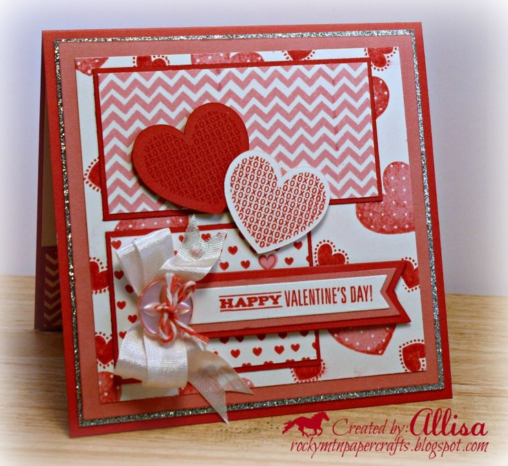25 best ideas about Valentine special – Special Valentine Cards