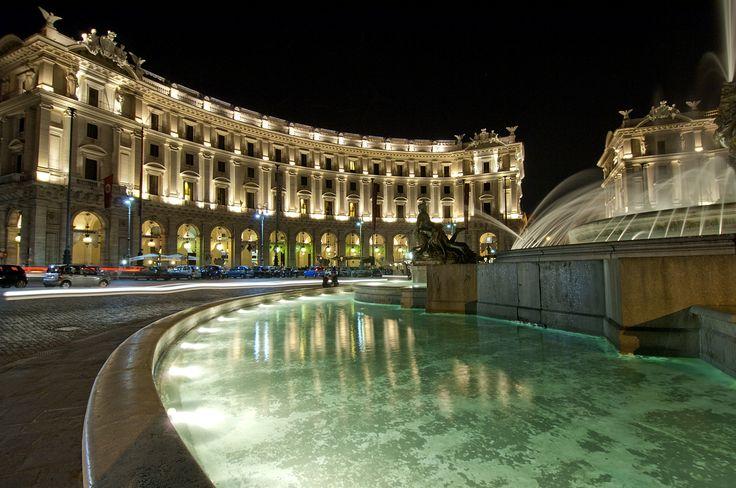 #BoscoloExedraRoma #Rome #luxuryhotel #BoscoloHotels
