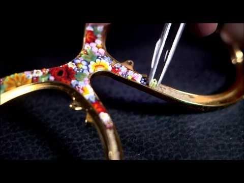 Occhiali Mosaico Collection di Dolce & Gabbana: la tradizione artigiana rivive nel lusso