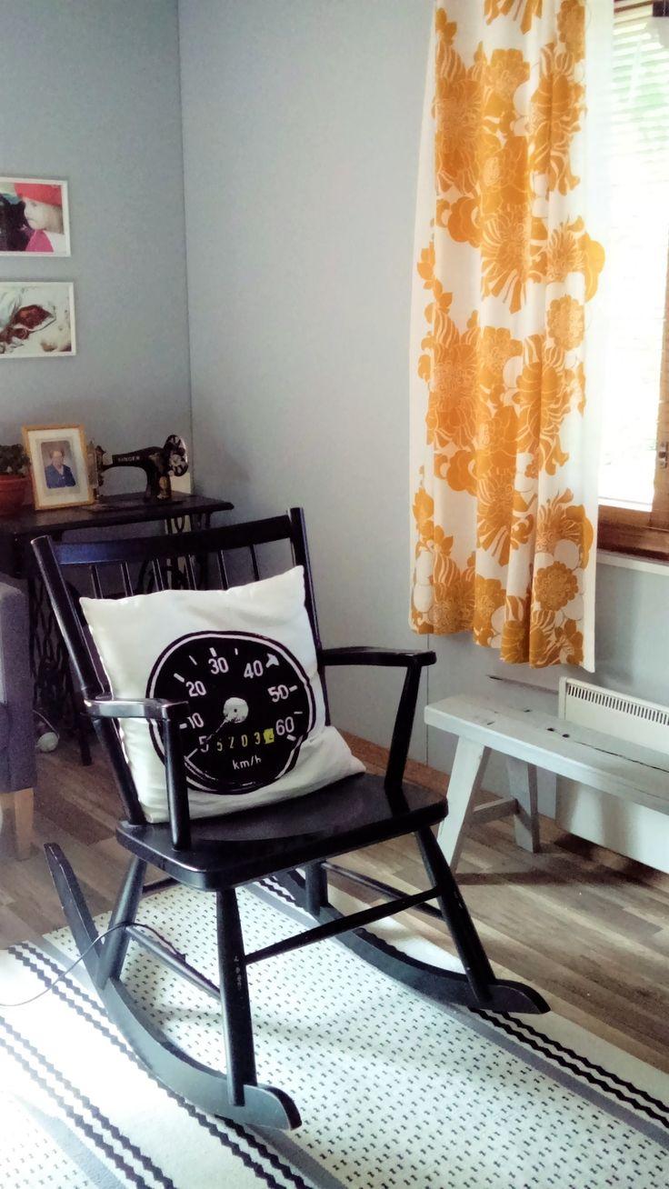 My retro livingroom