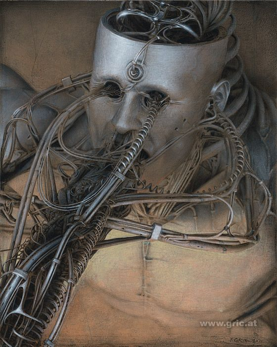 Android by Peter Gric