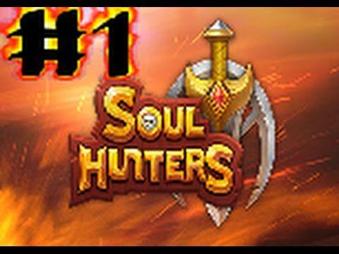 Soul Hunters #1