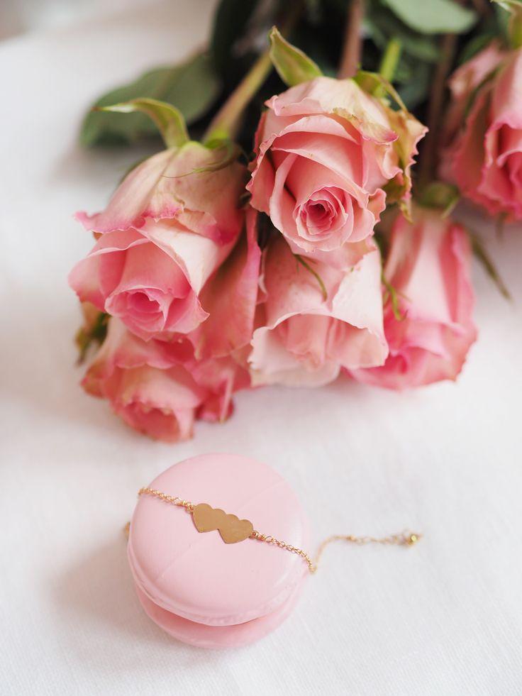 #gold #hearts #bracelet #love #relationship #Valentine #sweet