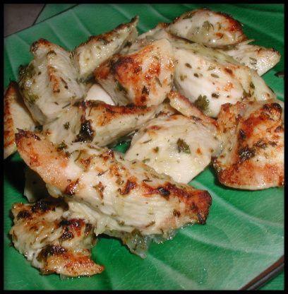 Armenian Herb Marinade Grilled Chicken Breasts Recipe - Food.com: Food.com