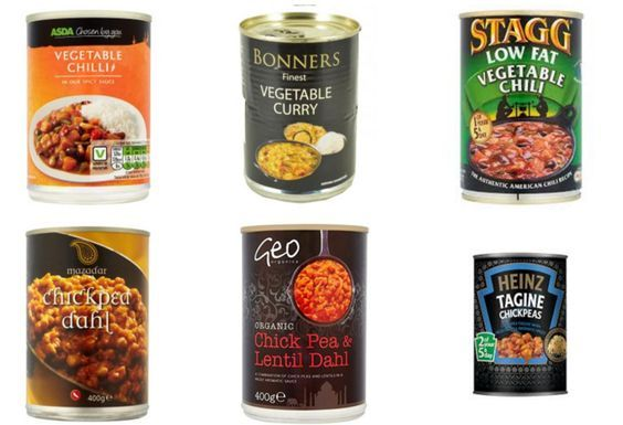 Syn Free Canned Foods Slimming World Survival Recipes