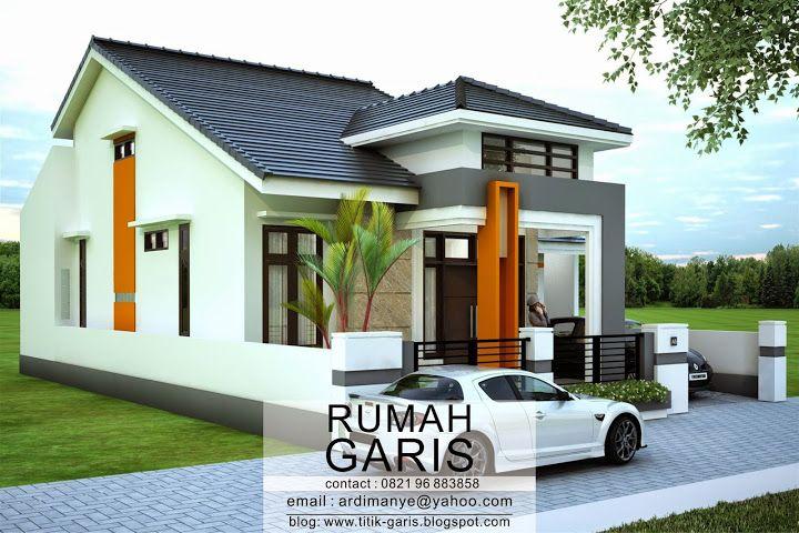 Desain rumah tinggal 2 lantai di lahan 10x15,6 meter di Pattallassang, Kab. Takalar