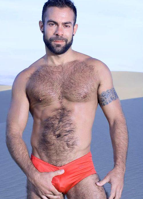 Speedos men hot hairy