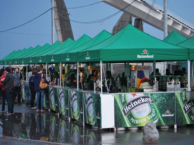 #Heineken on the Primavera Sound Festival 2014 in Spain