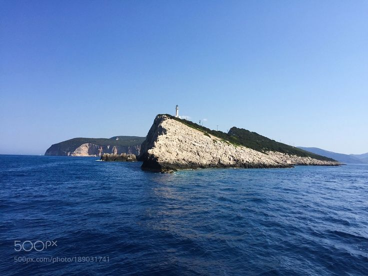 Popular on 500px : The southern edge of Lefkada island by AngeloKnf