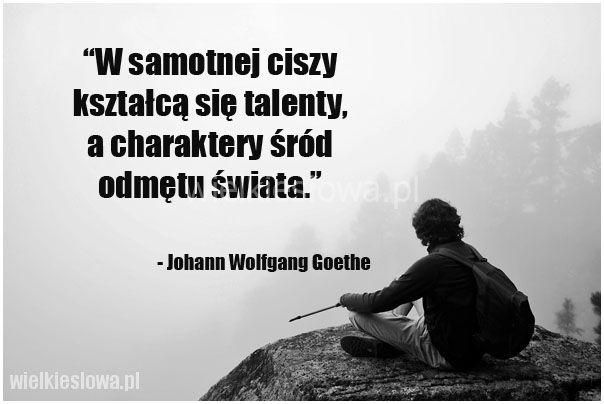 W samotnej ciszy kształcą się talenty…