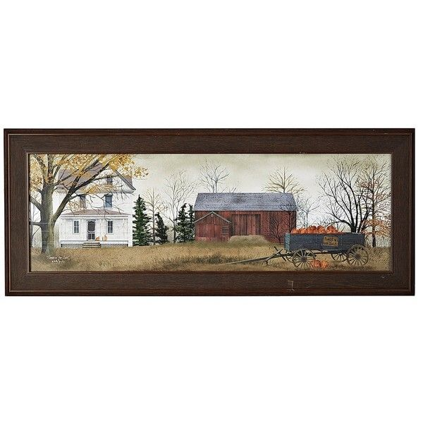 Harvest Pumpkins for Sale Framed Art Print ($60) ❤ liked on Polyvore featuring home, home decor, wall art, pumpkin home decor, framed wall art, bronze wall art, fall home decor and bronze home decor