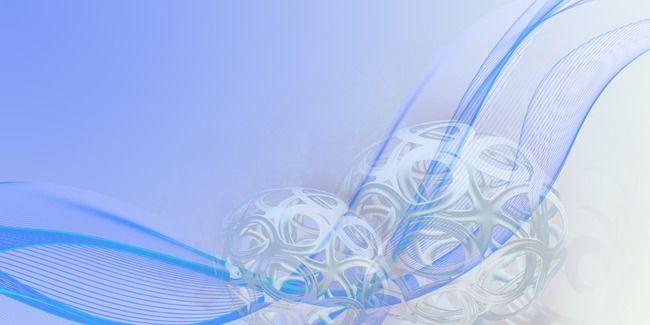 نضرة بسيطة الأزرق ملصق المواد الاساسية Blue Poster Blue Background