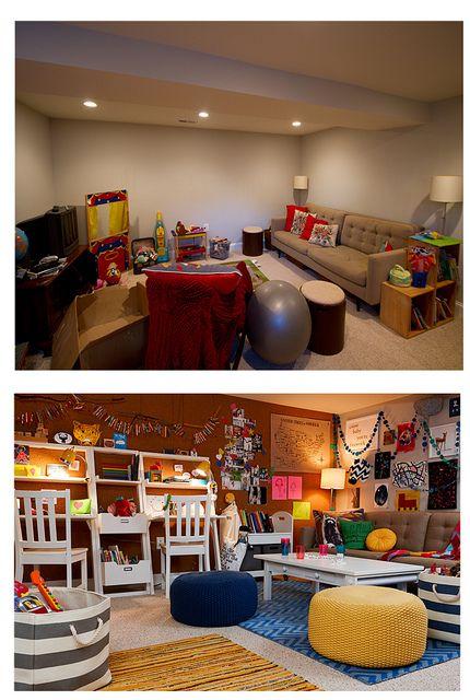 Best 25 art corner ideas on pinterest kids art corner for Land of nod playroom ideas
