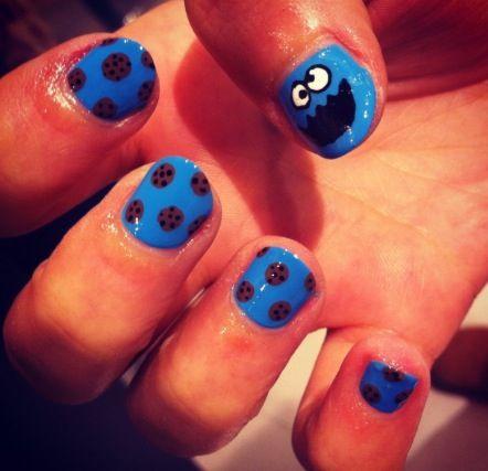 Cute little kid ideas for nails