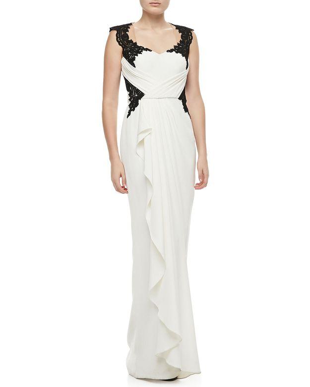 The Modern Fleur Delacour Wedding Dress