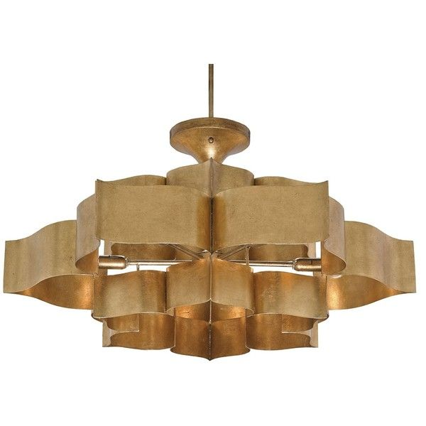 103 Best Images About Chandelier On Pinterest: Currey & Company Grand Lotus Chandelier (103.250 RUB