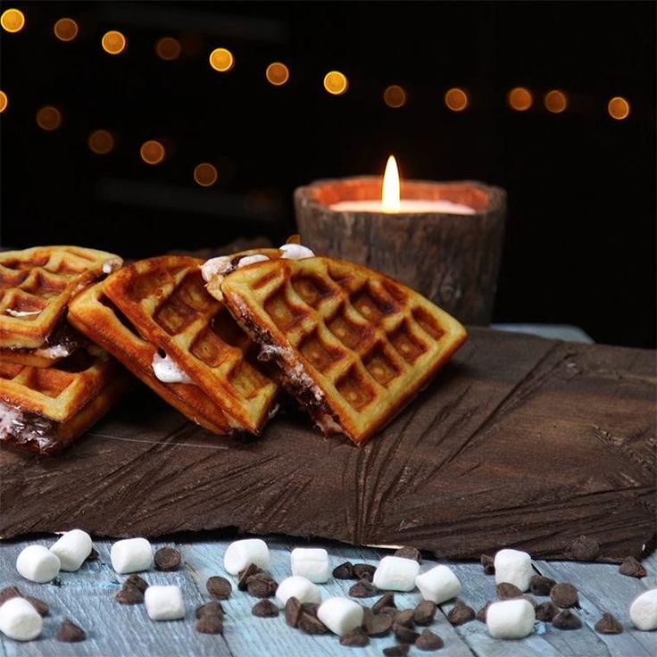 This S'mores Waffle Sandwich is (Almost) Too Good To Be True - Shared