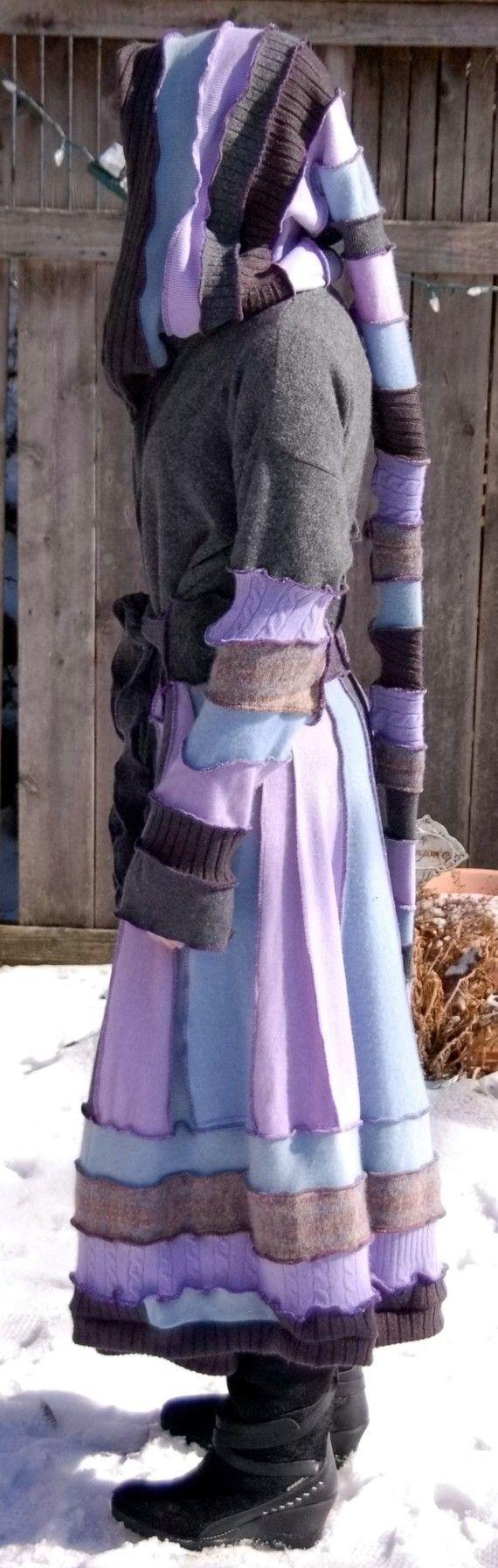 Farb-und Stilberatung mit www.farben-reich.com - Recycled sweaters