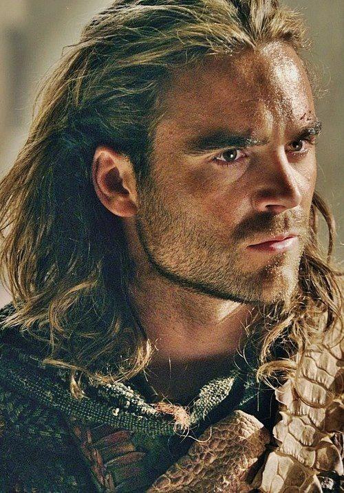 Spartacus | Gannicus (Dustin Clare)                                                                                                                                                     More