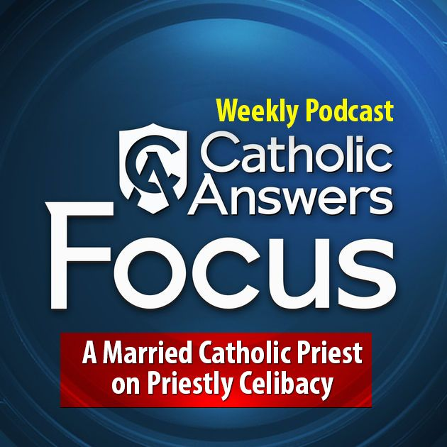 Should Catholic priests be allowed to marry? Fr. Joshua Whitfield, a married Catholic priest, explains why he thinks a departure from the traditional practice of priestly celibacy would be unwise.  #CAFocus